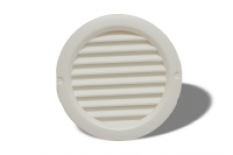 Kruhová ventilačná mriežka