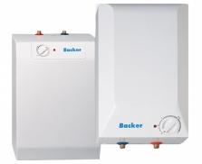 Elektrické beztlakové zásobníkové ohrievače vody