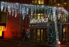 Vánoční osvětlení pro komerční objekty