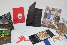 Grafické studio a tiskárna – všechny typy tiskových materiálů