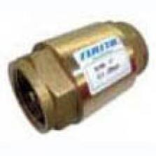 Zpětný ventil - axiální