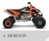 Motocykl KTM 505 SX ATV