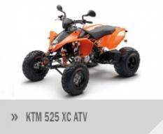 Motocykl KTM 525 XC ATV