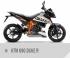 Motocykl KTM 690 Duke R