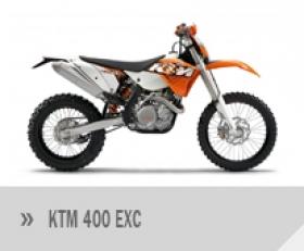 Motocykl KTM 400 EXC