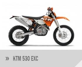 Motocykl KTM 530 EXC