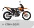 Motocykl KTM 690 Enduro