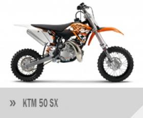 Motocykl KTM 50 SX