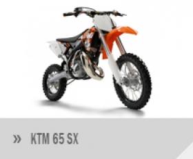 Motocykl KTM 65 SX