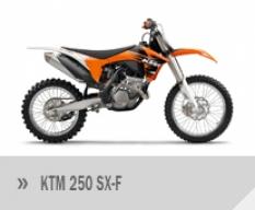 Motocykl KTM 250 SX-F