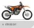 Motocykl KTM 350 SX-F