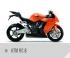 Motocykl KTM RC 8