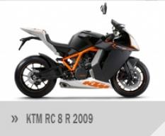 Motocykl KTM RC 8 R 2009