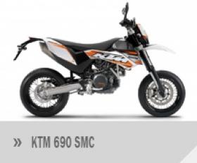 Motocykl KTM 690 SMC