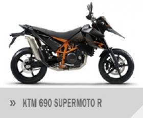Motocykl KTM 690 Supermoto R