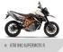 Motocykl KTM 990 Supermoto R