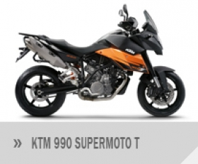Motocykl KTM 690 Supermoto T