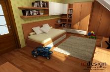 Výroba dizajnových detských  izieb