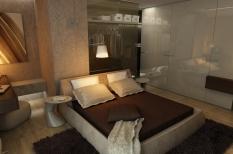 Dizajnové spálne