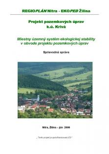 Projekty pozemkových úprav - PPÚ