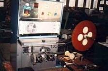 Uzavírání vložek a stříhání izolačních trubiček SUV-1