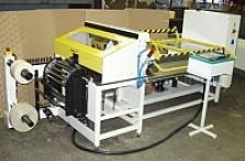Stroj pro stříhání izolací vinutí SDI 5