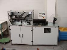Stroj na tvarování a střihání izolací s předehřevem SUVT 4P