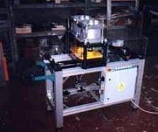 Stříhačka mezifázových izolací pneumatická