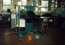 Navíječka rotorů NR - 01