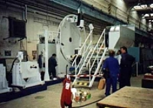 Navíječka rotorů 10t