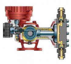 Dávkovací čerpadla membránová mechanická - sací pohyb pružinou