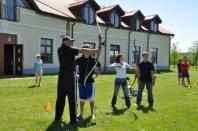 Femily event - Sportovně společenský den - soutěžní