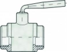 Kulové ventily