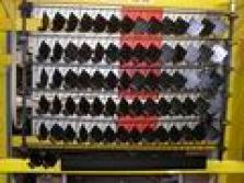 Galvanické zinkování s následným černým chromátem