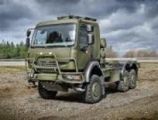 Tatra T 810 armádní verze