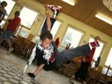 Street dance a disco taneční tábor