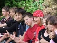 Tábory pro teenagery