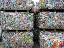 Výkup, úprava a prodej druhotných surovin