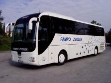 Autobusová doprava FamPo