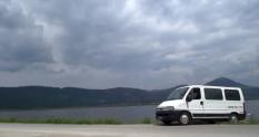 Doprava 9-miestnym minibusom
