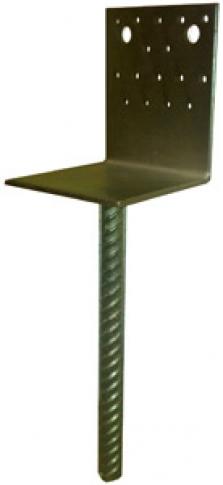 Patka kotevní typ L do betonu