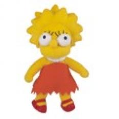 Plyšové hračky Simpsons
