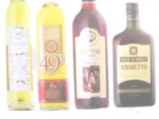 Etikety na víno a  alkohol