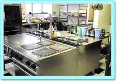kuchyňské zařízení