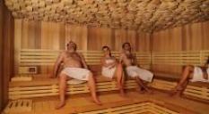 Finská sauna Zpět