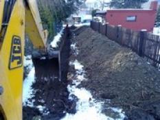 Úklid sněhu a zimní údržba komunikací