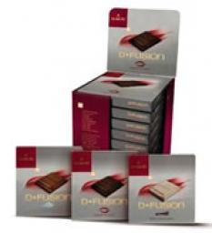 Čokoláda s chuťovým akcentem