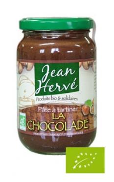Čokoládové krémy Bio