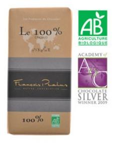 Čokolády Bio 100%