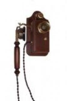 Repliky historických telefonů